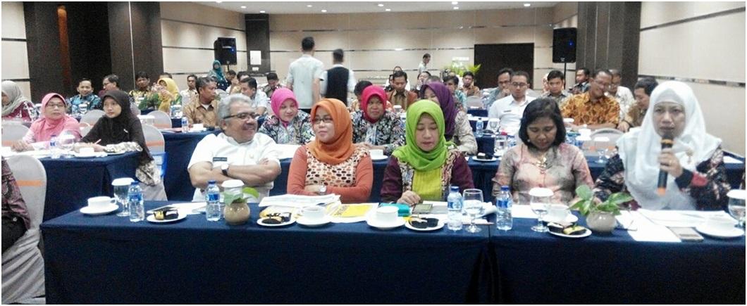 Rapat Koordinasi JDIH Kabupaten/Kota se Jawa Timur<BR>Tgl. 19 s/d 20 Oktober 2016
