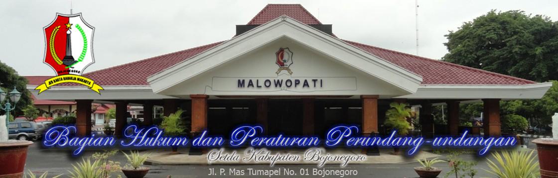 Welcome to<BR>Portal Resmi Bagian Hukum & Peraturan Perundang-undangan Setda Kabupaten Bojonegoro